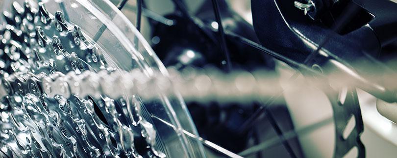 Cykelkomponenter till racercyklar från SRAM