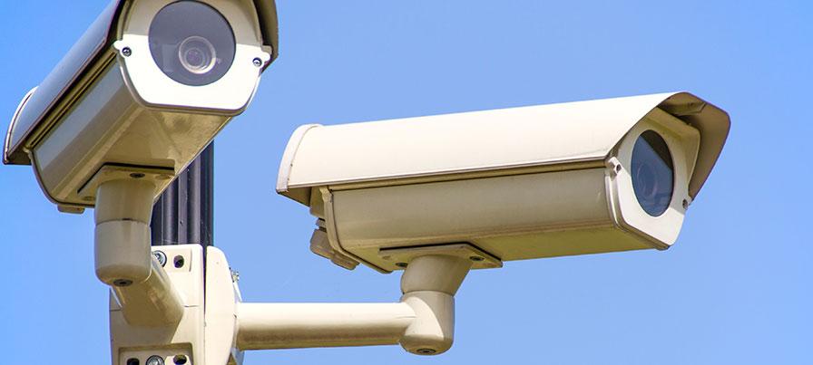 Kameraövervakning i Sverige